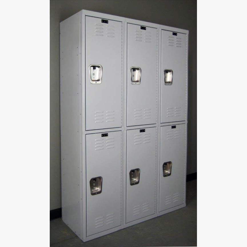 Antimicrobial Lockers